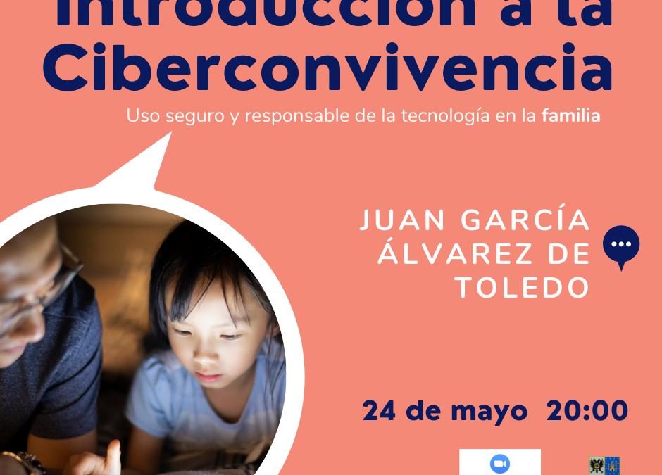 Charla: Introducción a la Ciberconvivencia
