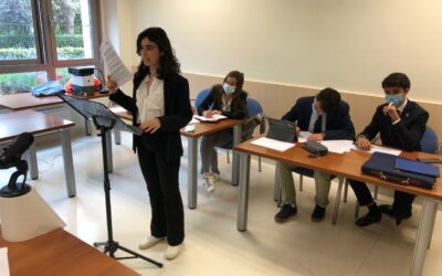 Ganadores en el III Concurso de Debate Escolar de la UNED